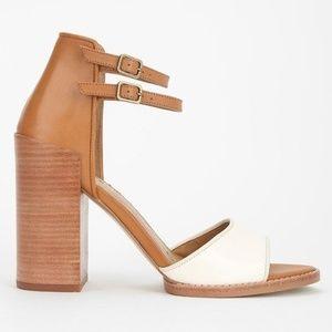 DOLCE VITA Maryann Anklestrap Block Heel Size 9.5